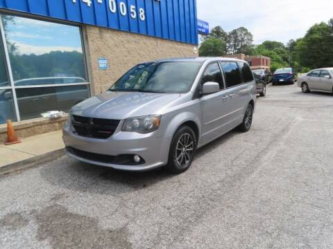 2015 Dodge Grand Caravan for sale at Southern Auto Solutions - 1st Choice Autos in Marietta GA