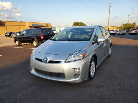 2010 Toyota Prius for sale at Image Auto Sales in Dallas TX