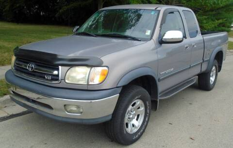 2001 Toyota Tundra for sale at Waukeshas Best Used Cars in Waukesha WI