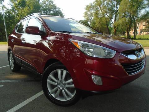 2011 Hyundai Tucson for sale at Sunshine Auto Sales in Kansas City MO