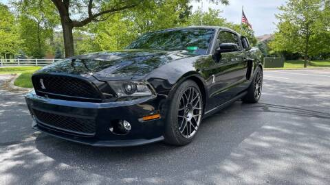 2012 Ford Shelby GT500 for sale at DriveSmart Auto Sales in West Chester OH