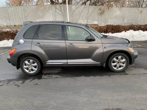 2004 Chrysler PT Cruiser for sale at BITTON'S AUTO SALES in Ogden UT