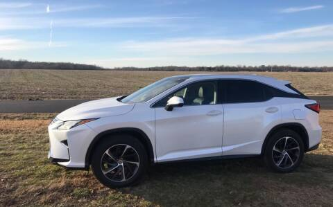 2016 Lexus RX 350 for sale at RAYBURN MOTORS in Murray KY
