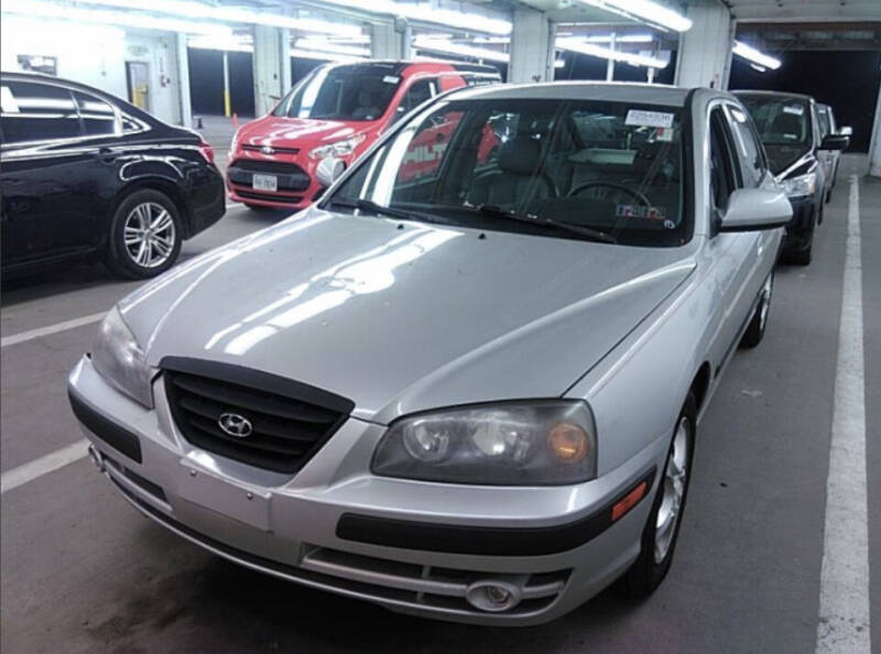 2006 Hyundai Elantra for sale at Auto Town Used Cars in Morgantown WV