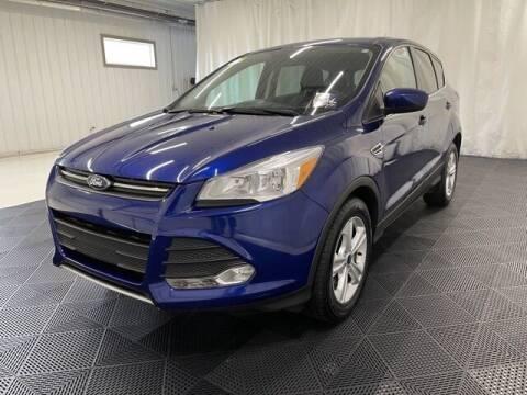 2015 Ford Escape for sale at Monster Motors in Michigan Center MI