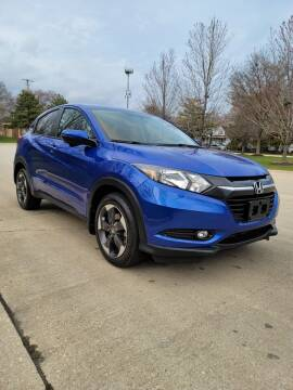 2018 Honda HR-V for sale at Western Star Auto Sales in Chicago IL