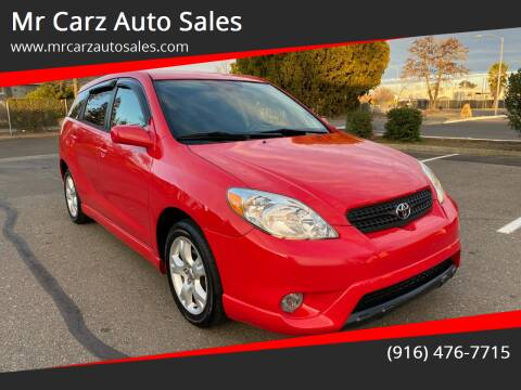 2007 Toyota Matrix for sale at Mr Carz Auto Sales in Sacramento CA