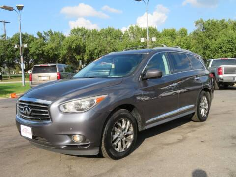 2013 Infiniti JX35 for sale at Low Cost Cars North in Whitehall OH