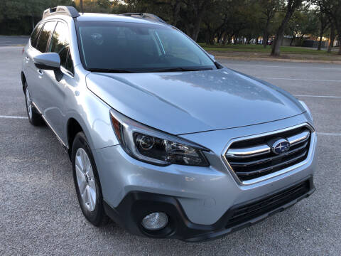 2018 Subaru Outback for sale at PRESTIGE AUTOPLEX LLC in Austin TX