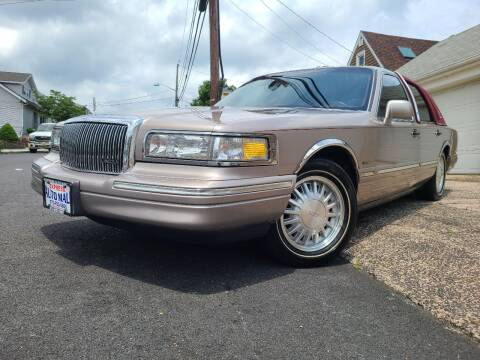 1995 Lincoln Town Car for sale at Express Auto Mall in Totowa NJ