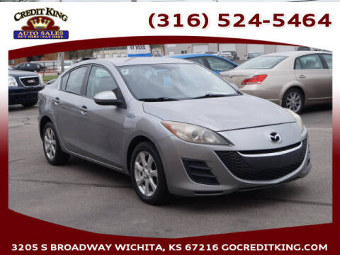 2010 Mazda MAZDA3 for sale at Credit King Auto Sales in Wichita KS