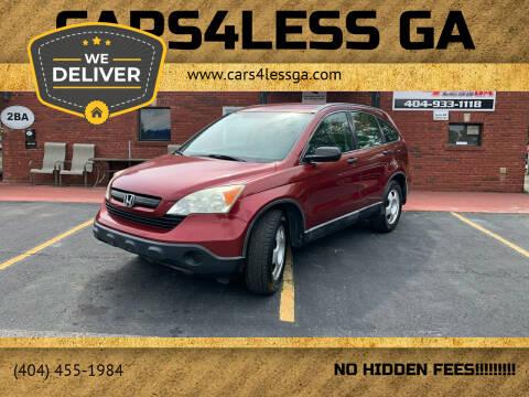2008 Honda CR-V for sale at Cars4Less GA in Alpharetta GA