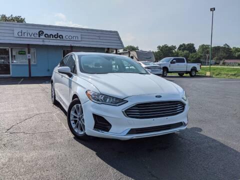 2020 Ford Fusion for sale at DrivePanda.com in Dekalb IL