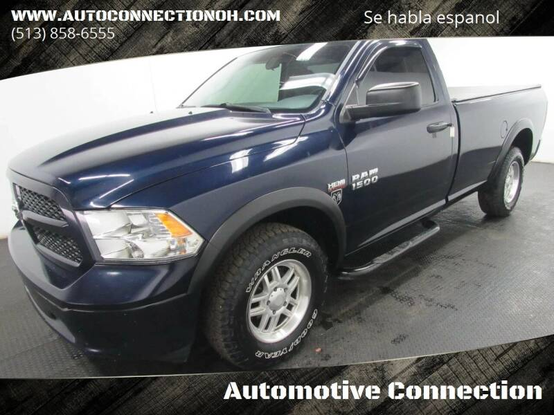 2014 RAM Ram Pickup 1500 for sale at Automotive Connection in Fairfield OH
