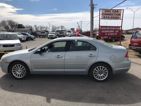 2006 Mercury Milan for sale at OKC CAR CONNECTION in Oklahoma City OK