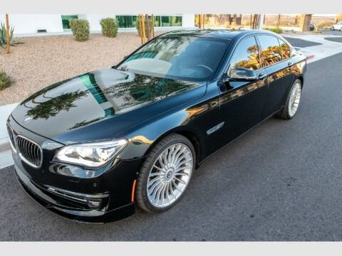 2013 BMW 7 Series for sale at REVEURO in Las Vegas NV