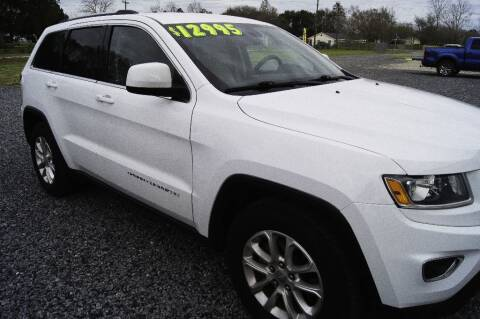 2014 Jeep Grand Cherokee for sale at Deaux Enterprises, LLC. in Saint Martinville LA