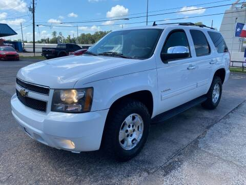 2011 Chevrolet Tahoe for sale at Bay Motors in Tomball TX