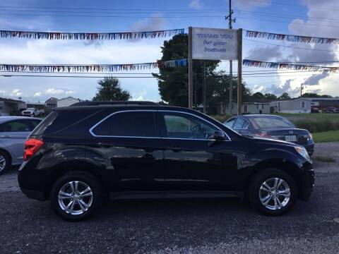 2012 Chevrolet Equinox for sale at Affordable Autos II in Houma LA