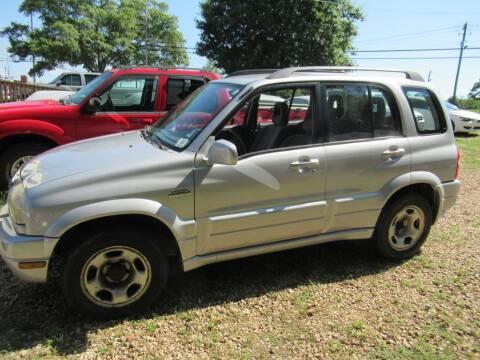 2001 Suzuki Grand Vitara for sale at Dallas Auto Mart in Dallas GA