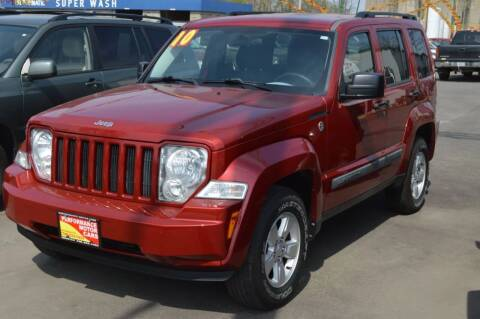 2010 Jeep Liberty for sale at Performance Motor Cars in Washington Court House OH