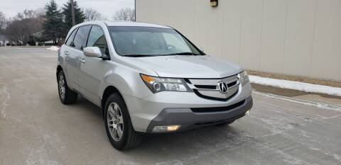 2007 Acura MDX for sale at Auto Choice in Belton MO