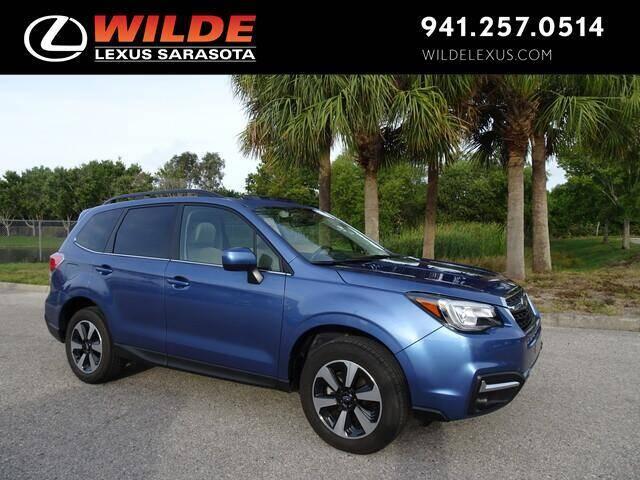 2018 Subaru Forester for sale in Sarasota, FL