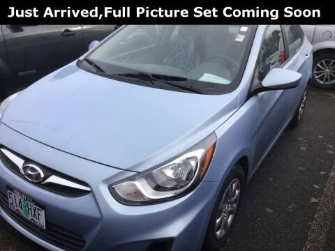 2014 Hyundai Accent for sale at Royal Moore Custom Finance in Hillsboro OR