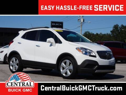2016 Buick Encore for sale at Central Buick GMC in Winter Haven FL