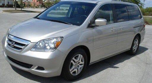 2006 Honda Odyssey for sale at Wolf's Auto Inc. in Great Falls MT