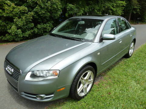 2006 Audi A4 for sale at Templar Auto Group in Matthews NC