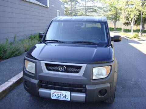 2004 Honda Element for sale at Western Auto Brokers in Lynnwood WA