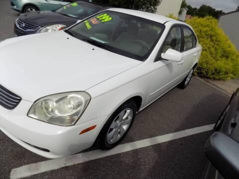 2006 Kia Optima for sale at Pro-Motion Motor Co in Lincolnton NC