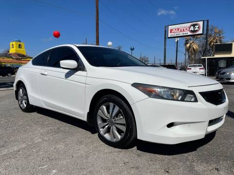 2010 Honda Accord for sale at Auto A to Z / General McMullen in San Antonio TX
