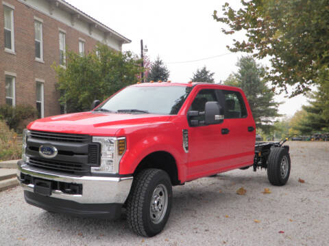 2019 Ford F-350 Super Duty for sale at Kenny Vice Ford Sales Inc - New Inventory in Ladoga IN