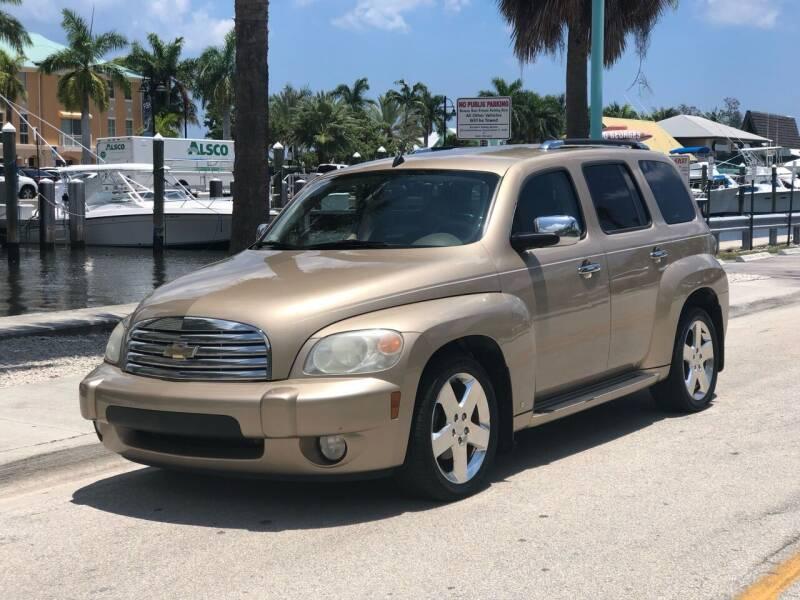 2008 Chevrolet HHR for sale at L G AUTO SALES in Boynton Beach FL