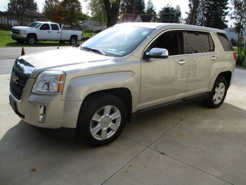 2013 GMC Terrain for sale at Classics and More LLC in Roseville OH