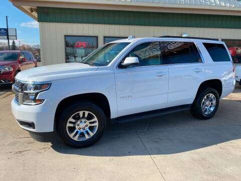 2019 Chevrolet Tahoe for sale at Murphy Motors Next To New Minot in Minot ND