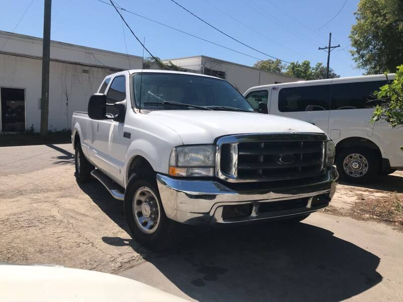 2003 Ford F-250 Super Duty for sale at Popular Imports Auto Sales in Gainesville FL