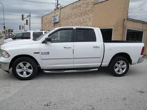 2014 RAM Ram Pickup 1500 for sale at Kingdom Auto Centers in Litchfield IL