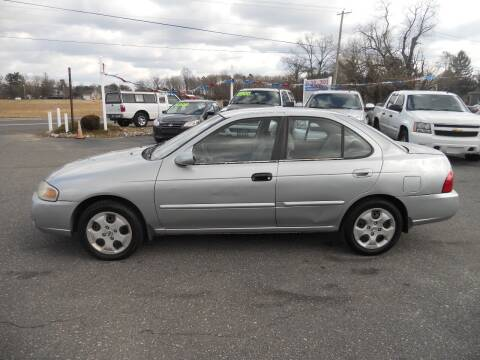 2004 Nissan Sentra for sale at All Cars and Trucks in Buena NJ