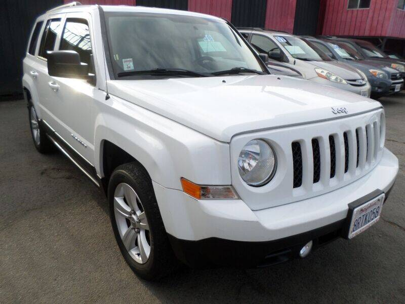 2014 Jeep Patriot for sale in Los Angeles, CA