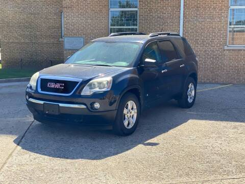 2011 GMC Acadia for sale at Auto Start in Oklahoma City OK