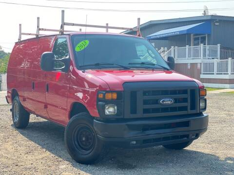 2013 Ford E-Series Cargo for sale at Best Cars Auto Sales in Everett MA