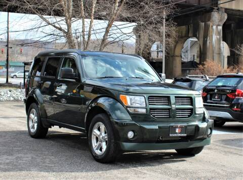 2010 Dodge Nitro for sale at Cutuly Auto Sales in Pittsburgh PA