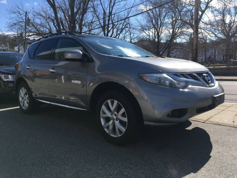 2011 Nissan Murano for sale at Tony's Gas & Repair Auto Sales in Fall River MA