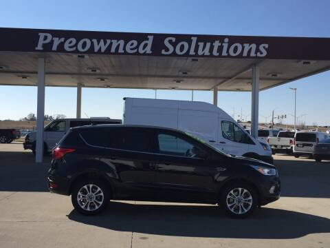 2019 Ford Escape for sale at Preowned Solutions in Urbandale IA