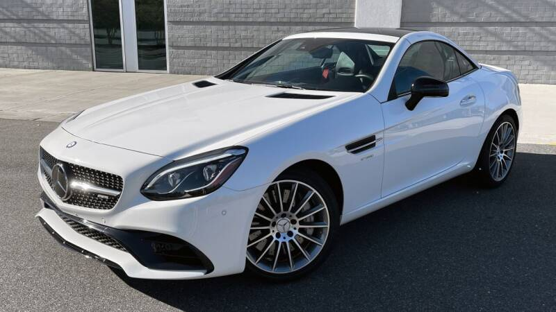 2017 Mercedes-Benz SLC for sale in Charlotte, NC