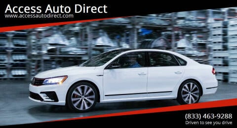 2019 Volkswagen Passat for sale at Access Auto Direct in Baldwin NY