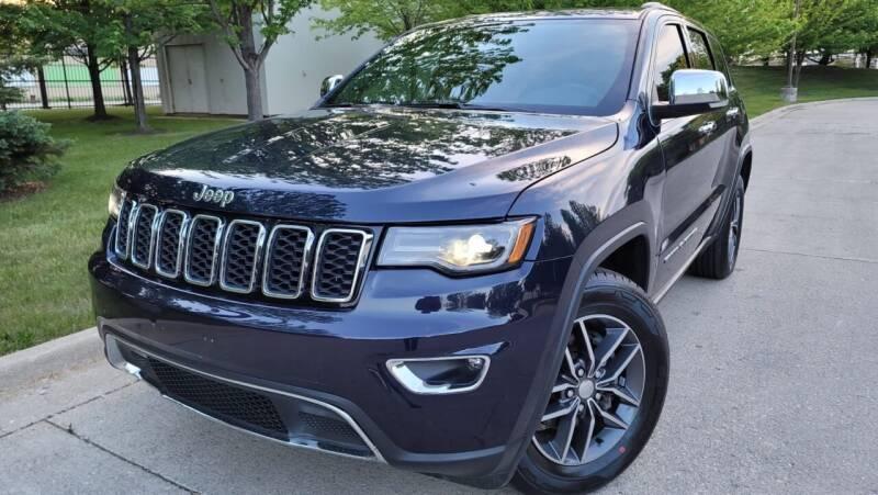 2018 Jeep Grand Cherokee for sale in Chicago, IL